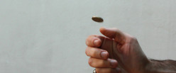 Coin Tossing: How Random Is It?