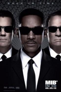 Movie Review:  Men in Black 3 3D (2012)