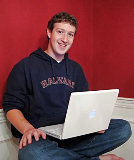 Mark Zuckerberg, Facebook founder & CEO by Elaine Chan and Priscilla Chan