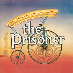 The Prisoner logo used for illustration and believed to constitute fair use.
