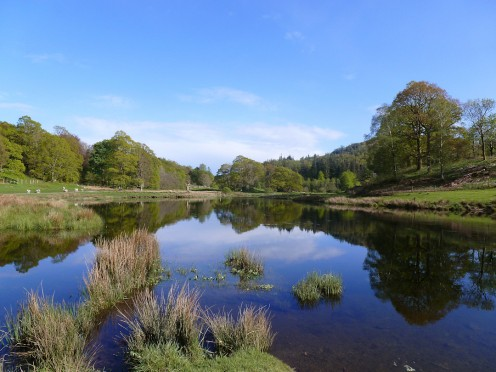 Elterwater Lake