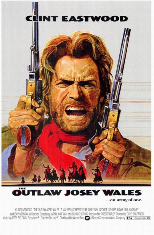 The Outlaw Josey Wales 1976