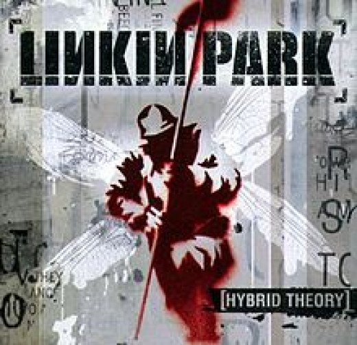 The album cover of Hybrid Theory