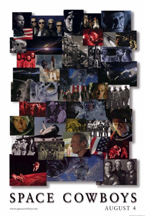Space Cowboys (2000)