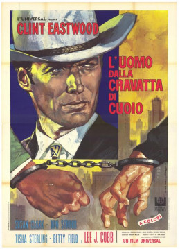 Coogans Bluff 1968 Italian poster