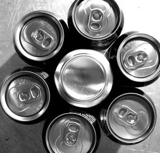 ALUMINUM CANS Photographer: flattop341:everystockphoto.com http://creativecommons.org/licenses/by/2.5/