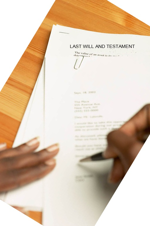 Make sure that you do your research before you undertake to make your own will.