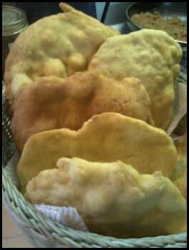 Yummy fry bread!