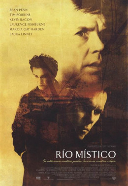 Mystic River 2003 Italian poster