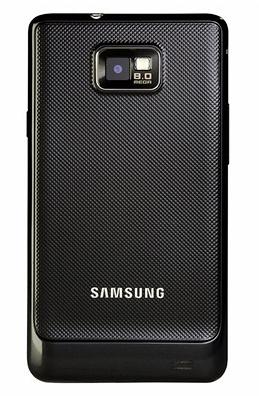 Galaxy S2 back