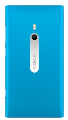 Lumia 800 back