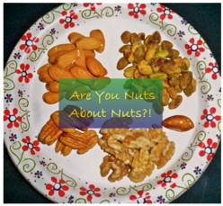 Nut Prescription for Lunch and Snack Time
