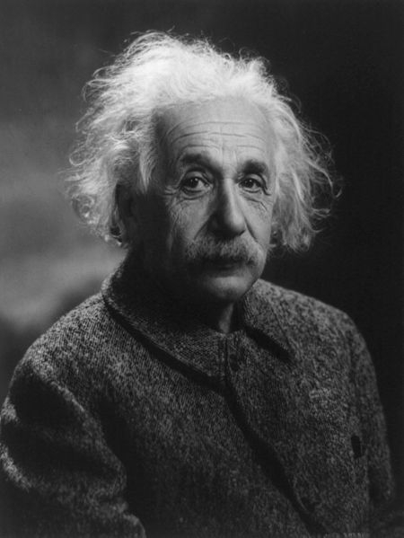 Albert Einstein dislikes QM because they are so distinction. But, they are both good theories with scientific evidences.