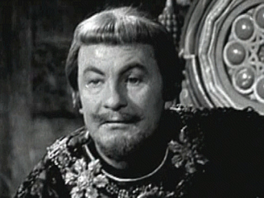 Actor Leo McKern