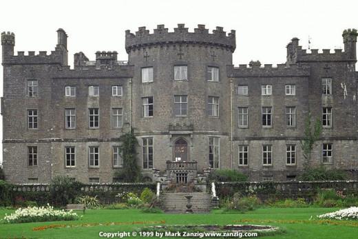 Countess Desmond's last home, Sligo Castle