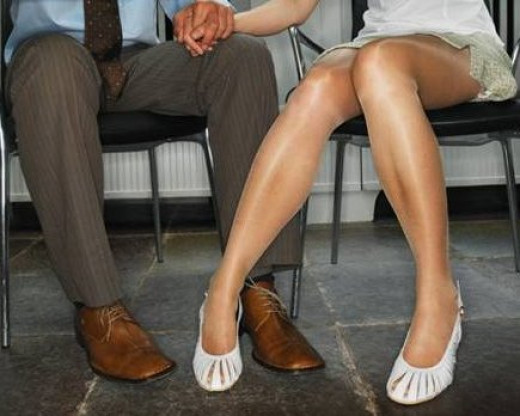 Sexual tension between co-workers could erupt into a fling or a one night stand after a few drinks.