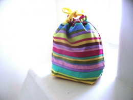 A simple cloth bag can last you a long time