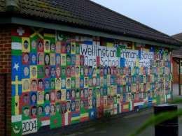 Wellington Primary and Nursery School:  Photo by Thomas Nugent