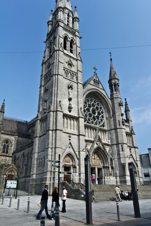 St. Peter's Roman Catholic Church, Drogheda, Ireland.