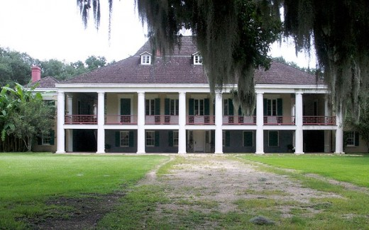Destrehan Plantation Today