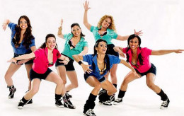 The best dance crew - b-girls