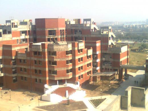 GGSIPU Campus