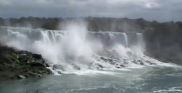 Niagara falls day trip from Toronto to Niagara
