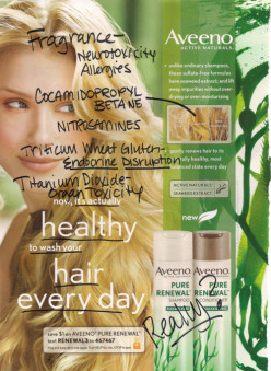 Ava Anderson Non-Toxic (now Pure Haven Essentials) Cosmetics, Shampoo & Personal Care Product Review.