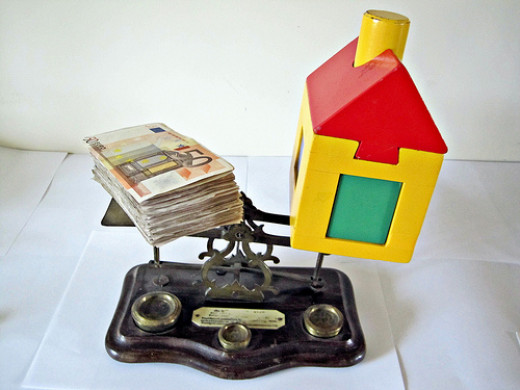 Determine your financial position by comparing your total assets and your total liabilities.
