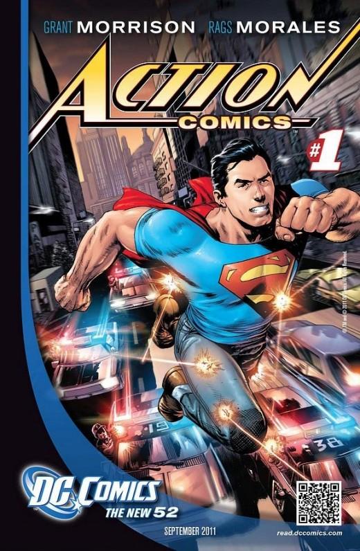 The Semi-Bizzaro Superman