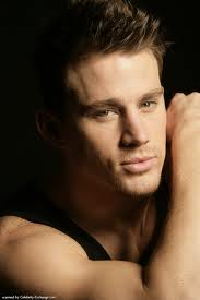 Channing in pensive pose