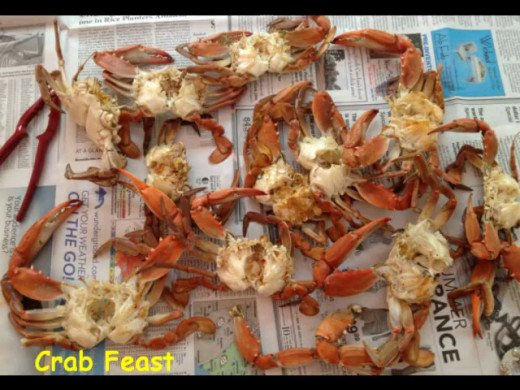 how to clean crab for cooking