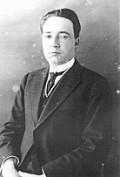 President Baltasar Brum, in office 1919-1923