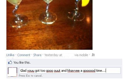 The comment becomes editable.