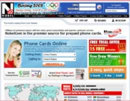 Nobelcom Homepage