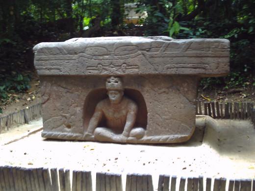 Alter, Parque-Museo de La Venta