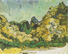 Van Gogh- Mountains at St Remy