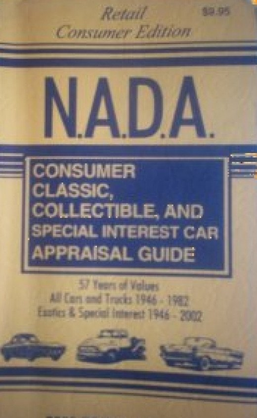 Released three times a year, the NADA Classic book is still no replacement for an appraisal.