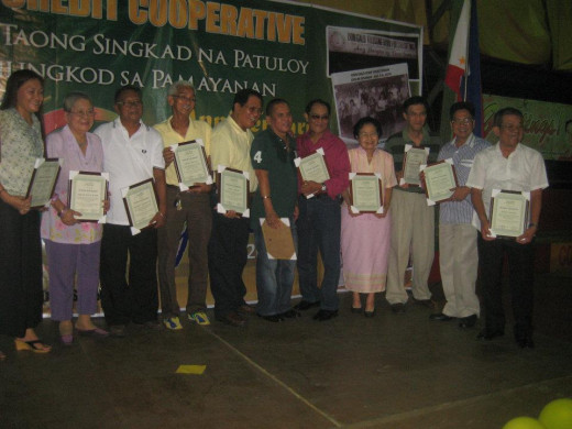 DGCC Past Gen. Managers with GM Domingo Butalon