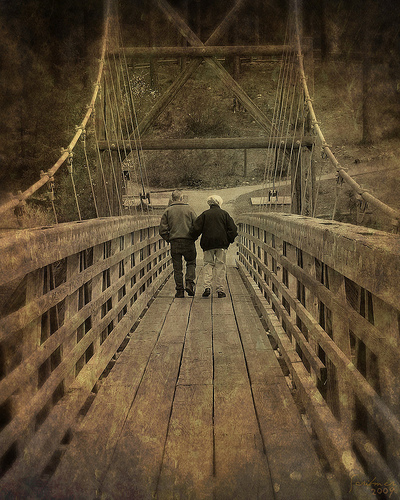 Life Together (epilogue) from Atom #28 Source: flickr.com
