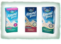 Milk alternatives allow people with cow milk allergies to enjoy food again.