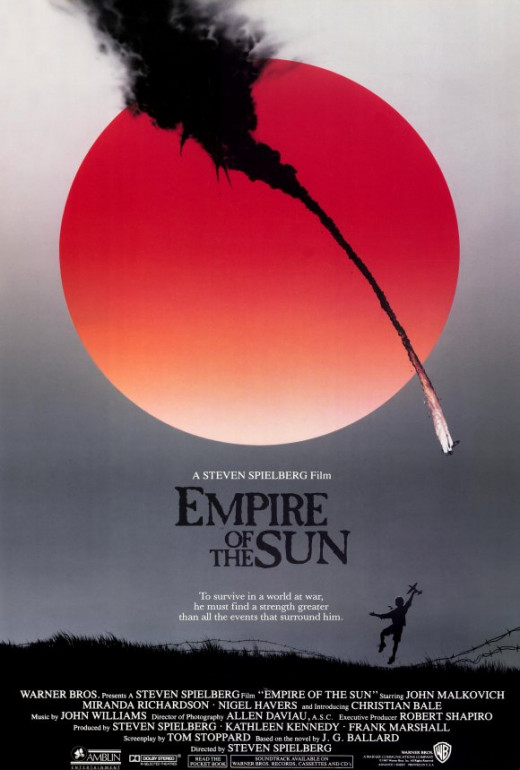 Empire of the Sun (1987) art by John Alvin