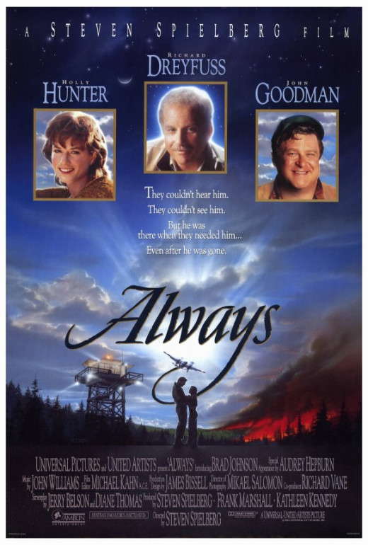 Always (1989) art by John Alvin