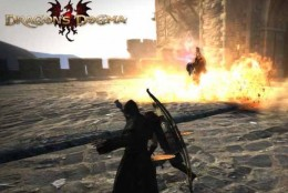 Dragon's Dogma use tactics to ground the wights and then attack them repeatedly when they are on the ground