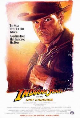 Indiana Jones and the Last Crusade (1989) art by Drew Struzan