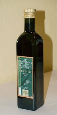 Extra virgin olive oil a tasty and healthy substitute for corn oil and butter.