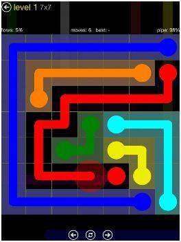 Flow - game