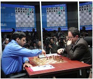 2012 Chess Match