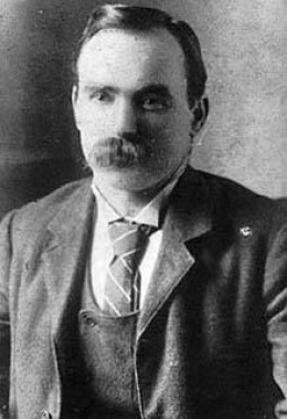 James Connolly in approx. 1900