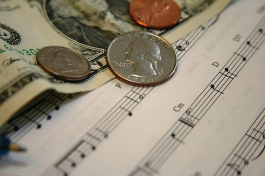 Make Money Reviewing Music